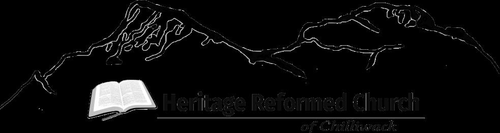 Logo for Chilliwack Heritage Reformed Church